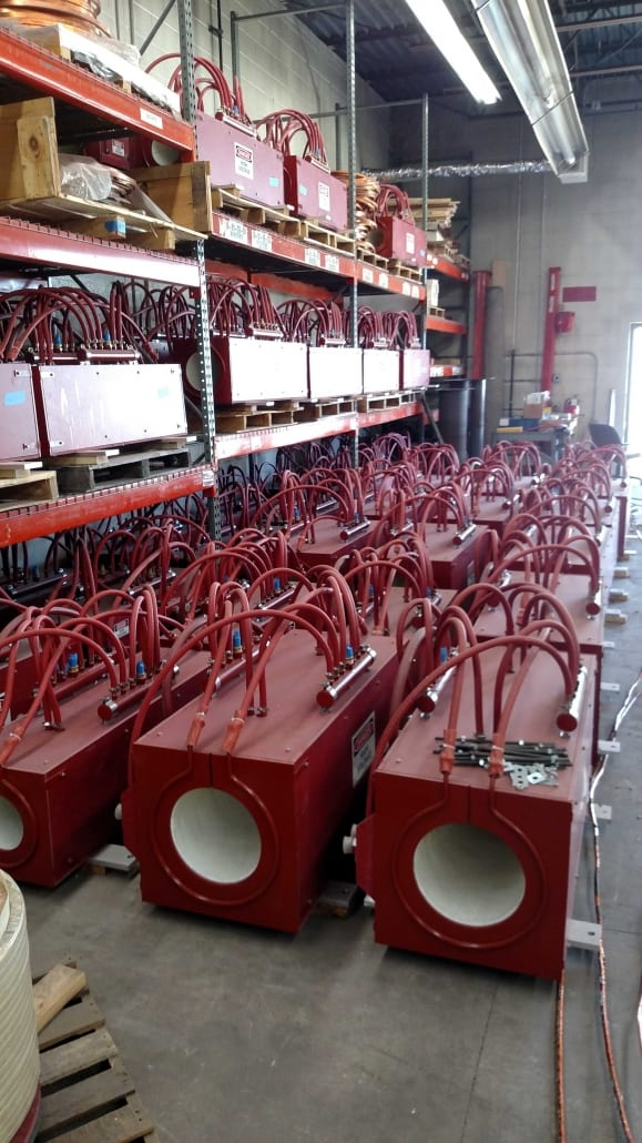 Induction Equipment for Sale