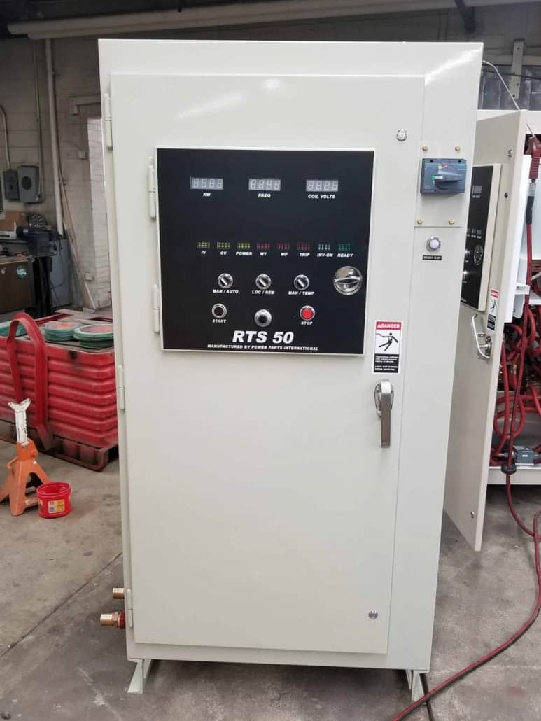 induction power supply system