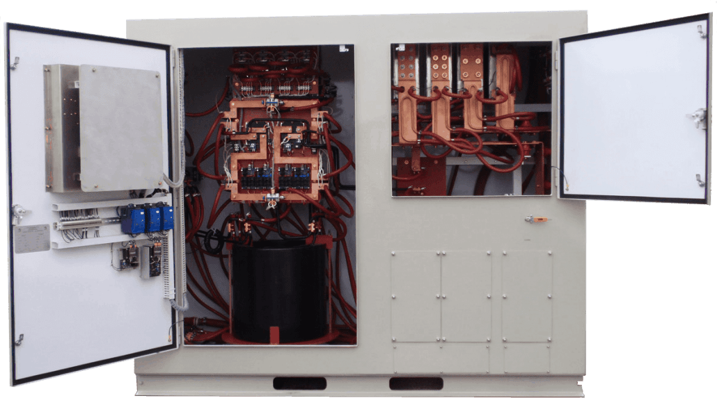 rtsx induction heating power supply