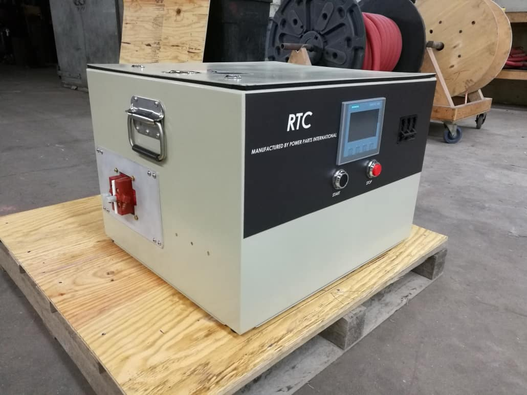 rtc induction heating power supply