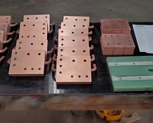 copper blocks