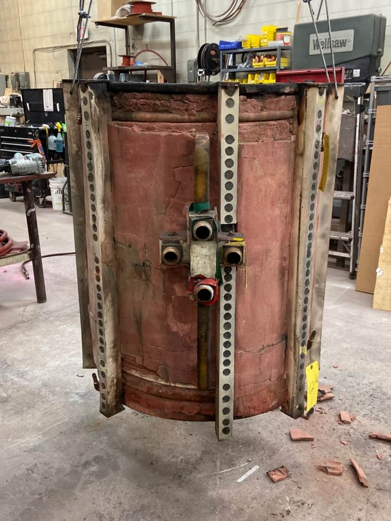 rebuild induction coil
